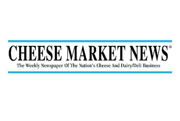 Cheese Market News Logo