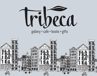 Tribeca Gallery Cafe and Books Branding and Marketing