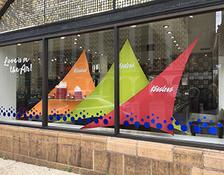 Summer Sail Window Displays Kesslers Diamonds