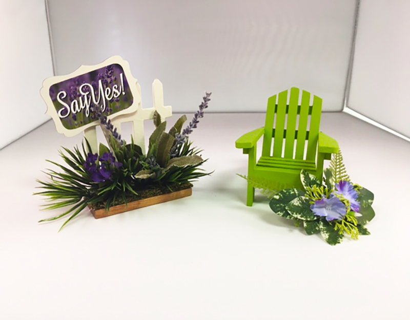 Summer Display Props